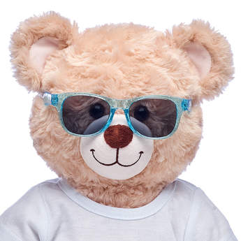 Bear with glasses honey clipart graphic royalty free download Stuffed Animal Glasses & Eyewear | Build-A-Bear® graphic royalty free download