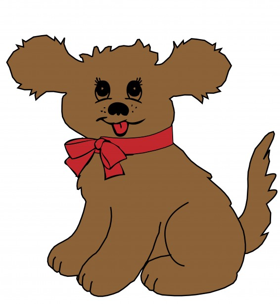 Bear with leash free clipart jpg download Free Cute Dog Clipart, Download Free Clip Art, Free Clip Art on ... jpg download