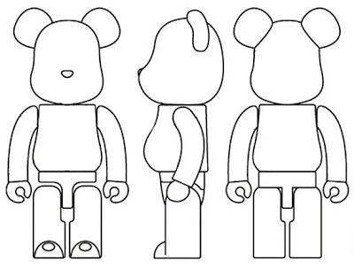 Bearbrick clipart graphic royalty free toysreviltoywishlist for 2008: movie bearbricks and kubricks graphic royalty free