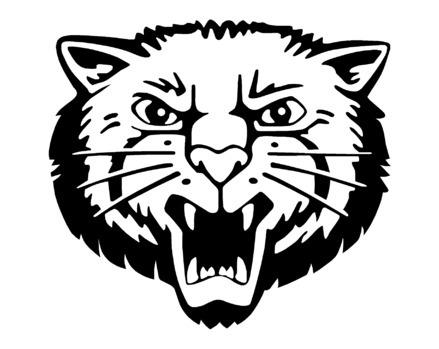 Bearcat clipart images svg Bearcat Mascot Cliparts - Cliparts Zone svg
