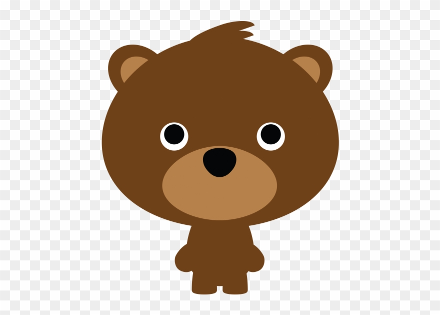 Bearcub clipart picture royalty free stock Bear Cub Clipart Little Bear - Pull Ups Training Pants Can On The ... picture royalty free stock