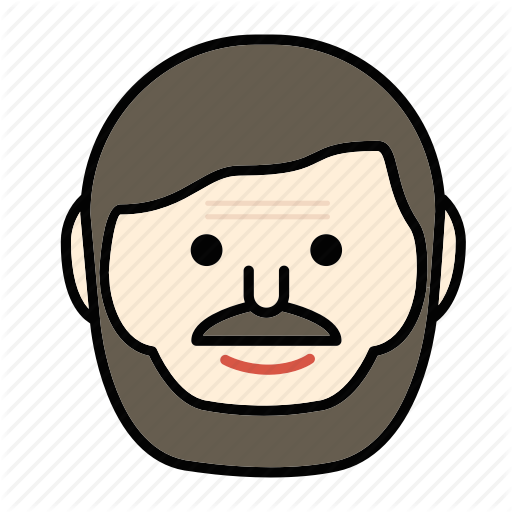 Beard baby face clipart png library stock \'Human face collection (emoji)\' by MUNGANG KIM png library stock