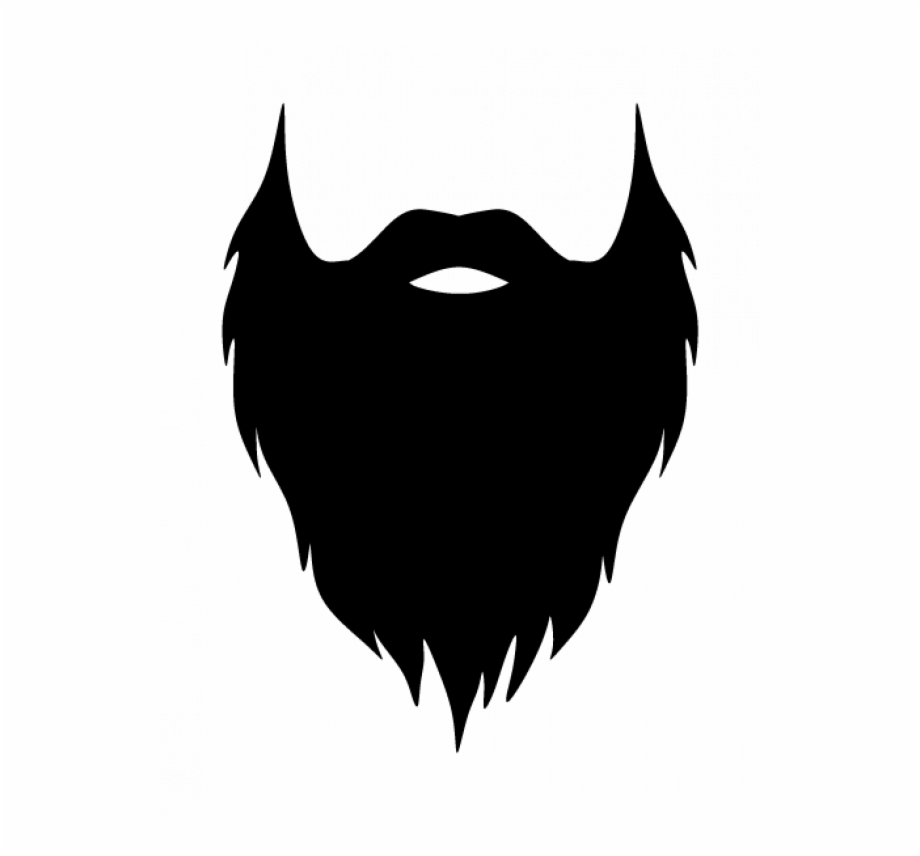 Beard clipart images vector royalty free library Black Beard Png Transparent Png Images - Beard Clipart, Transparent ... vector royalty free library