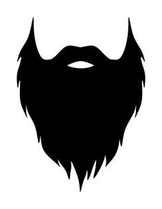 Beard clipart images image freeuse stock Pin by Milijana Aleksić Ex Živković on kostimi | Diy photo booth ... image freeuse stock
