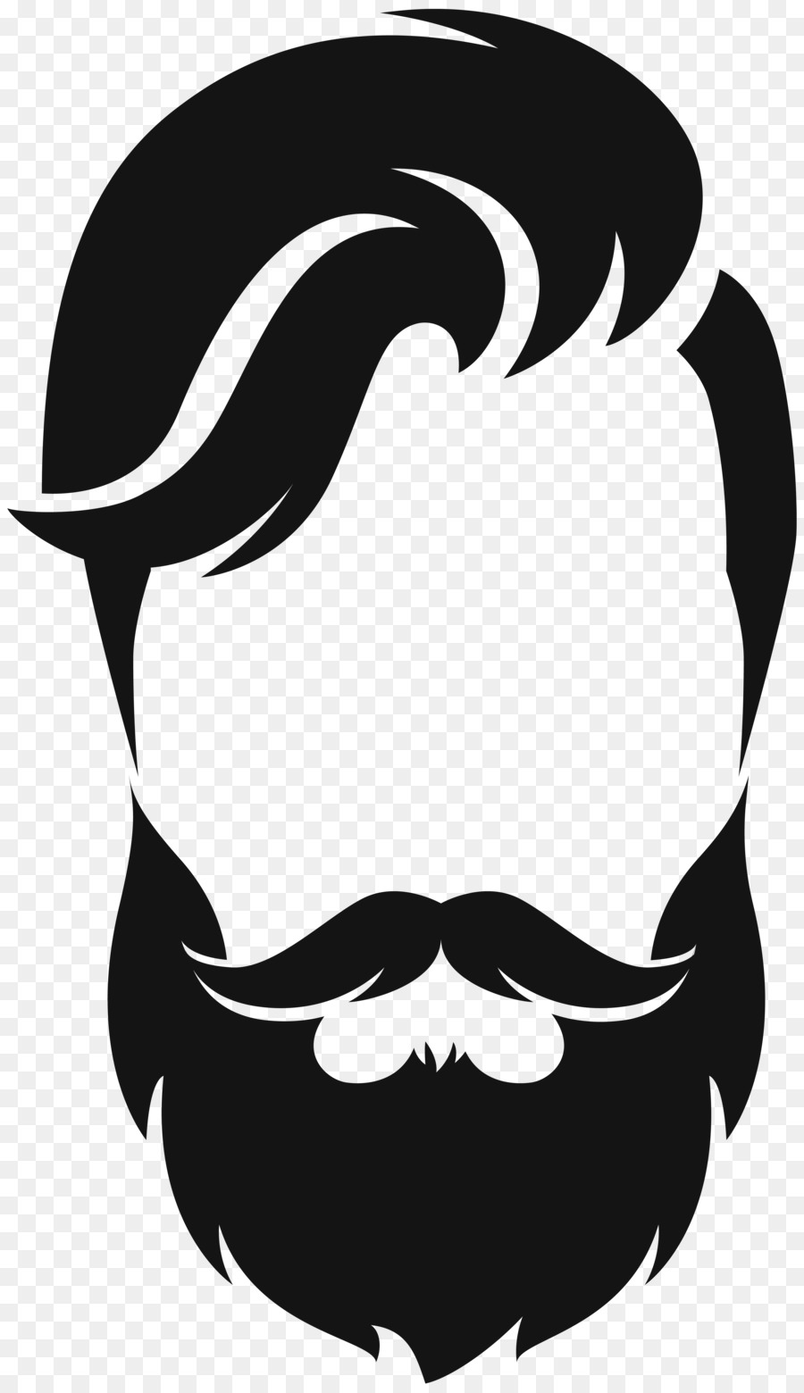 Beard clipart images image black and white library 6+ Beard Clipart | ClipartLook image black and white library