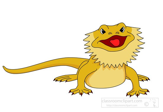 Bearded dragon clipart vector library download Bearded dragon clipart 3 » Clipart Portal vector library download