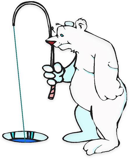 Bears ice fishing clipart clip freeuse download 11+ Ice Fishing Clipart   ClipartLook clip freeuse download