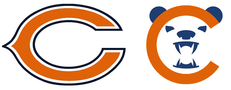 Bears logo clipart black and white stock Free Chicago Bears Logo, Download Free Clip Art, Free Clip Art on ... black and white stock
