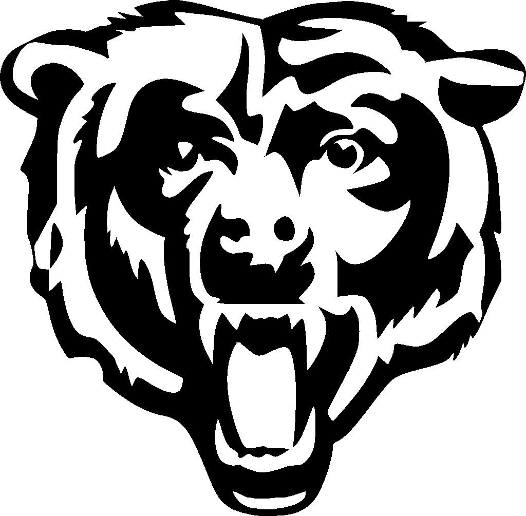 Bears logo clipart graphic freeuse stock Free Chicago Bears Logo, Download Free Clip Art, Free Clip Art on ... graphic freeuse stock