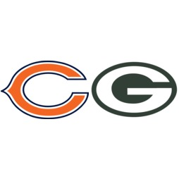 Bears packers clipart clip library Chicago Bears at Green Bay Packers - November 10th, 1974 | Pro ... clip library