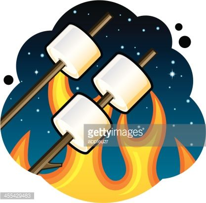 Bears toasting marshmellows clipart clip art free download Image result for roasting marshmallows clipart   S\'more party ... clip art free download