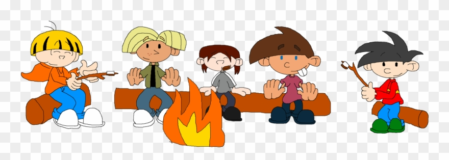 Bears toasting marshmellows clipart jpg free download Banner Black And White Bonfire Clipart Roasting Marshmallow ... jpg free download
