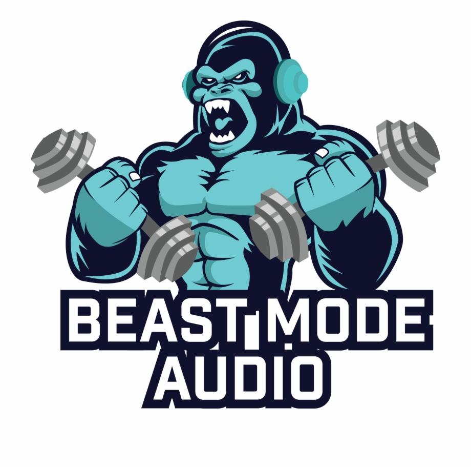 Beast mode clipart jpg transparent stock Beast Mode Audio By Joel Beasley - Beast Mode Clipart, Transparent ... jpg transparent stock