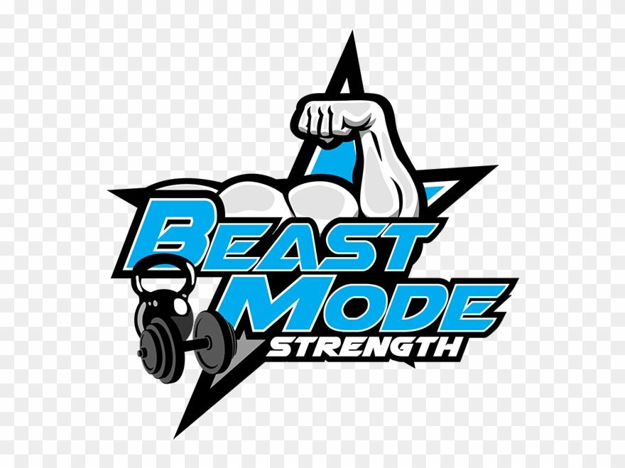 Beast mode clipart jpg free library Beast Mode Strength - Beast Mode Logo Basketball Clipart (#1520977 ... jpg free library