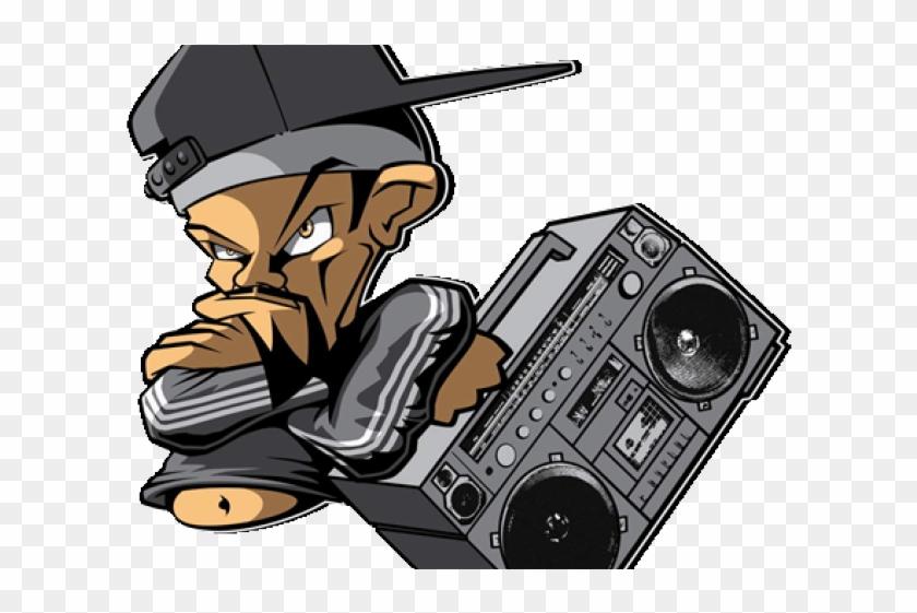 Beat box clipart jpg library stock Dj Clipart Beatbox - Bboy Graffiti Character, HD Png Download ... jpg library stock