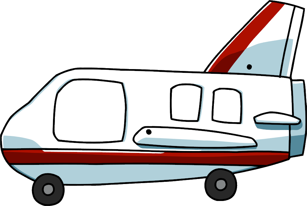 Beat up car clipart clipart stock Airplane | Scribblenauts Wiki | FANDOM powered by Wikia clipart stock