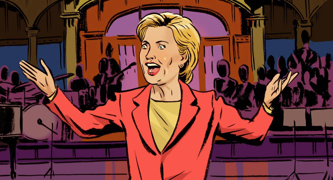 Beat up hillary clinton clipart svg transparent download Unsolicited Advice for Hillary Clinton - Jack Shafer - POLITICO Magazine svg transparent download