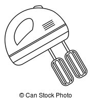 Beaters clipart clip download Beaters for hand mixer. isolated on a white background. clip download