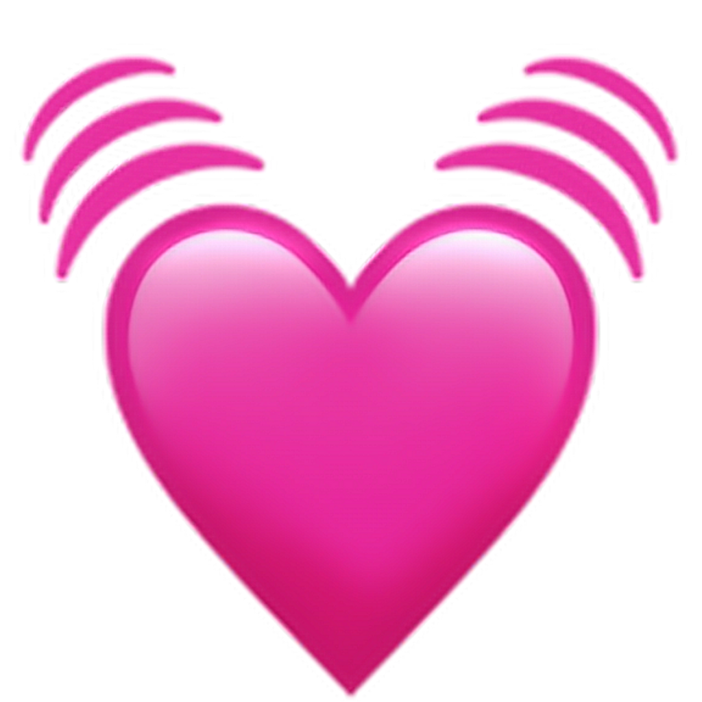 Beating heart clipart vector black and white stock beatingheartemoji beating heart emoji... vector black and white stock