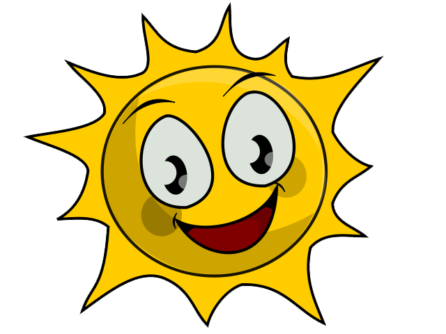Free sun with sunglasses clipart stock Smiling Earth Clipart | Clipart Panda - Free Clipart Images stock