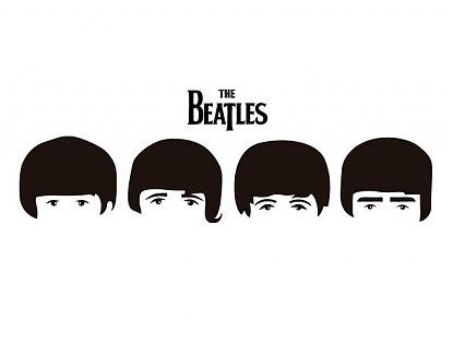 Beatles clipart black and white los beatles clipart - Buscar con Google | Cricut | Svg files for ... black and white