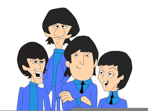 Beatles clipart clipart freeuse library Beatles Caricature Clipart | Free Images at Clker.com - vector clip ... clipart freeuse library