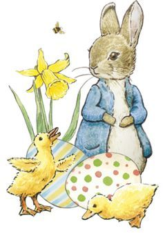 Beatrix potter clipart picture royalty free peter rabbit easter clipart | celebrate Easter, spring in 2019 ... picture royalty free