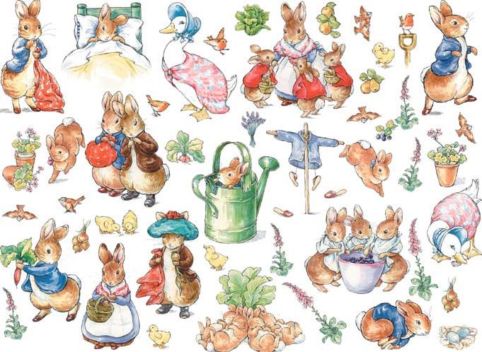 Beatrix potter clipart picture free stock Free Beatrix Potter Cliparts, Download Free Clip Art, Free Clip Art ... picture free stock