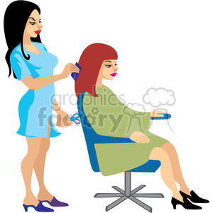 Beautician clipart free graphic free download beautician clipart - Royalty-Free Images | Graphics Factory graphic free download