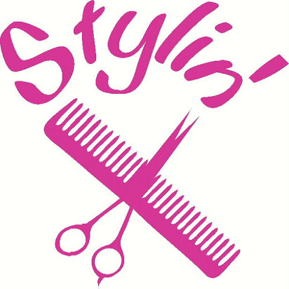 Beautician clipart free banner Free beautician clipart banner