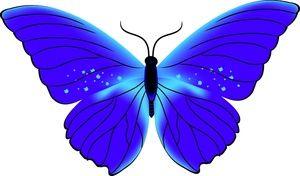 Beautiful blue butterfly clipart clipart Blue Butterfly -Clipart Pictures - ClipArt Best - ClipArt Best ... clipart