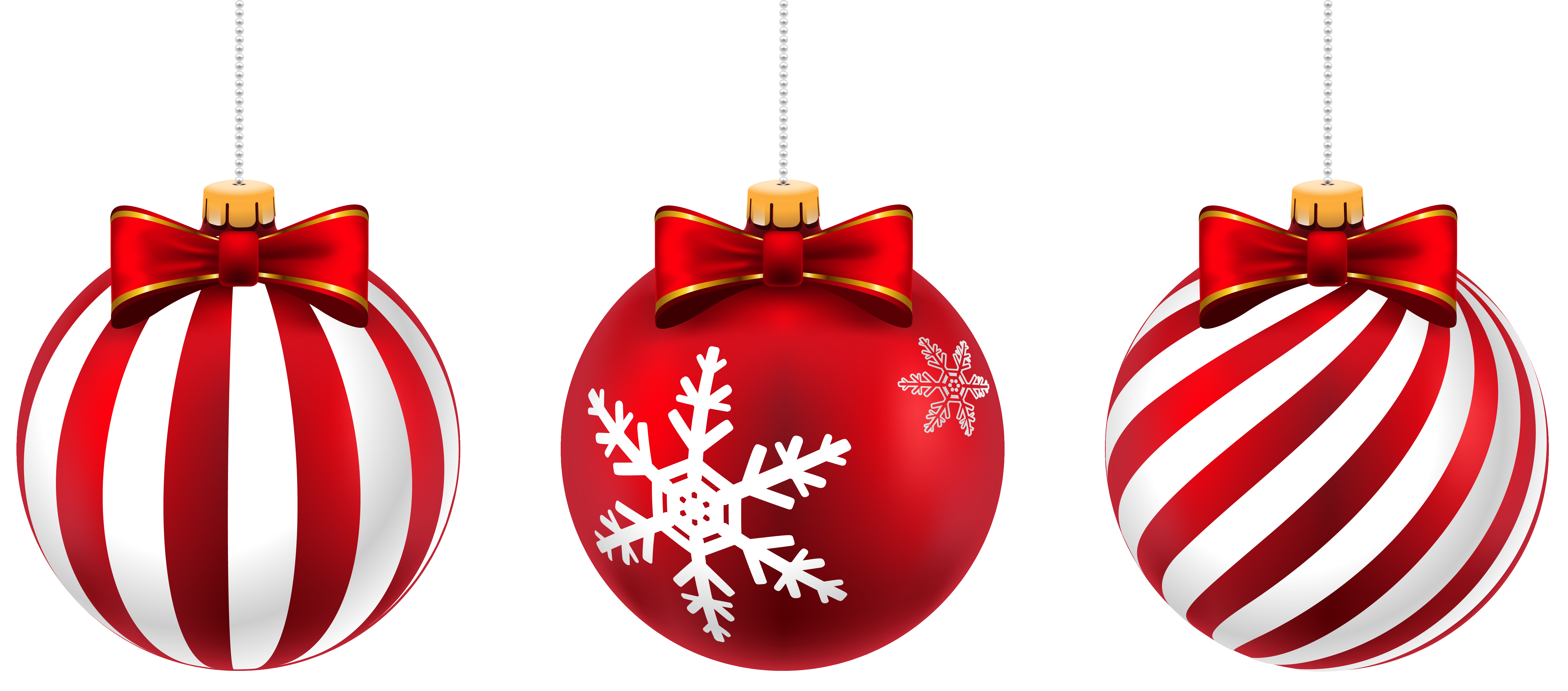 Christmas fox clipart banner black and white stock Beautiful Christmas Balls PNG Clip-Art Image | Gallery Yopriceville ... banner black and white stock