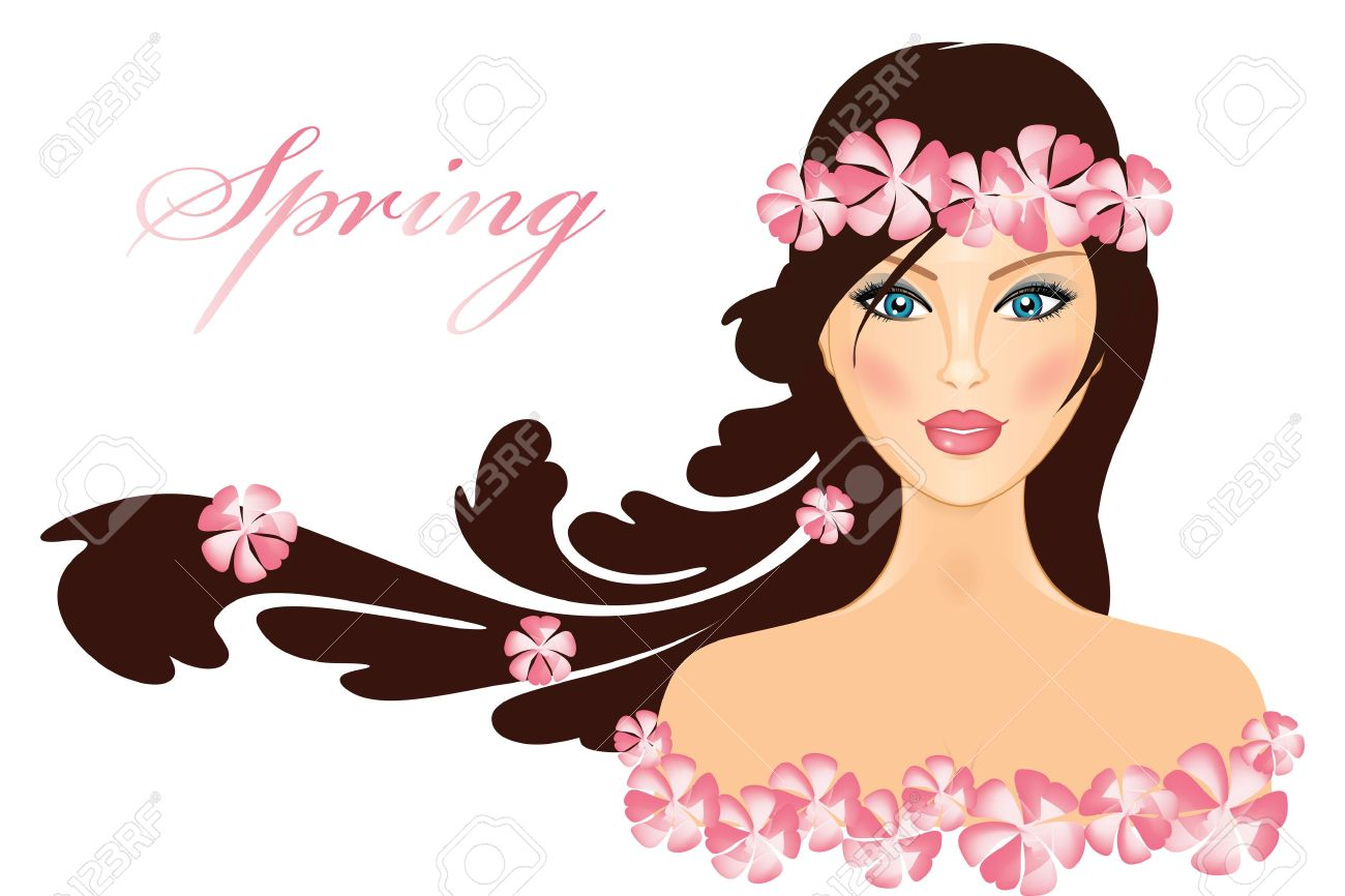Beautiful clipart free jpg free download Free Beautiful Girl Cliparts, Download Free Clip Art, Free Clip Art ... jpg free download