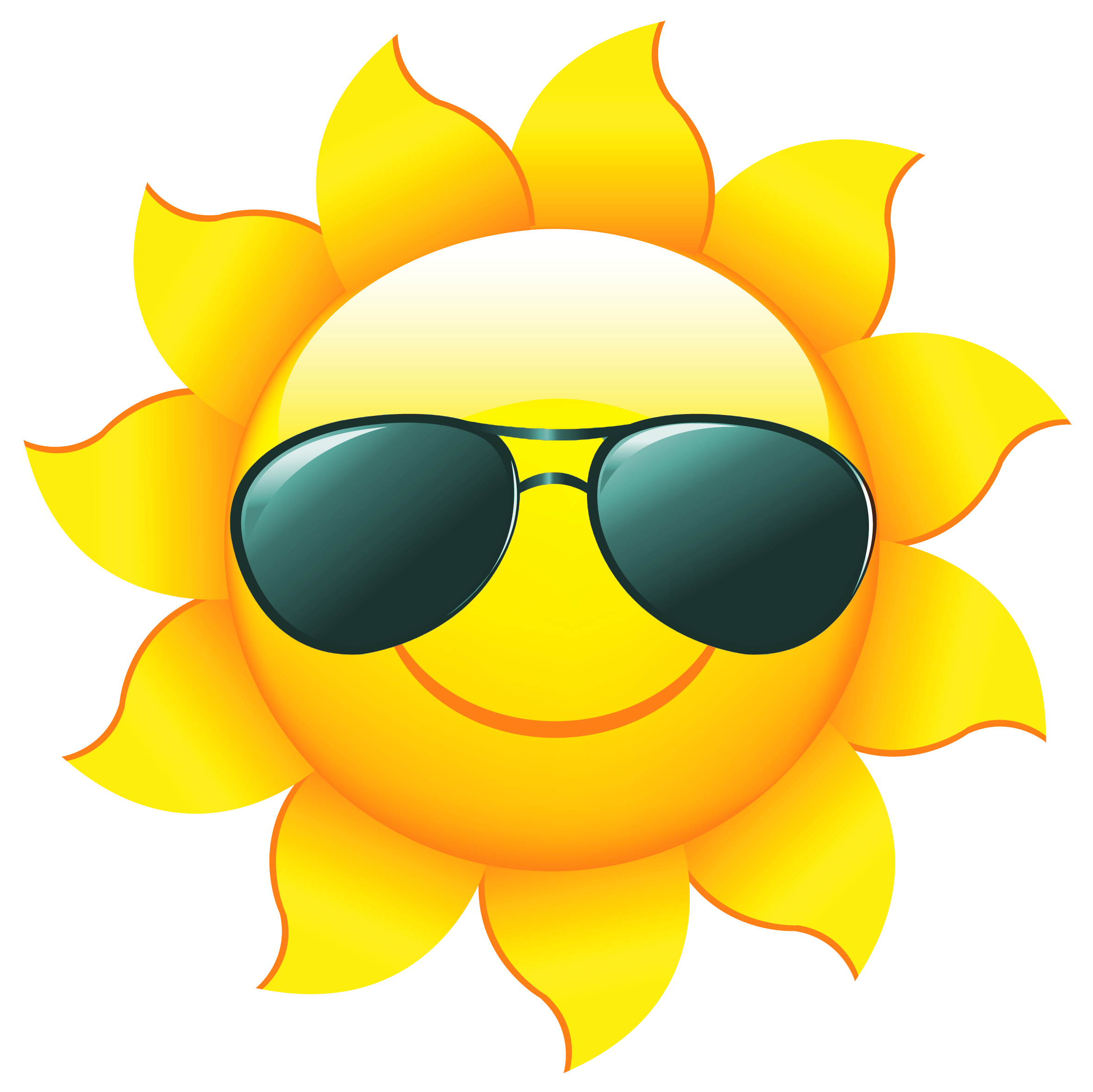 Summer sun clipart free picture freeuse stock Free Beautiful Sunshine Cliparts, Download Free Clip Art, Free Clip ... picture freeuse stock