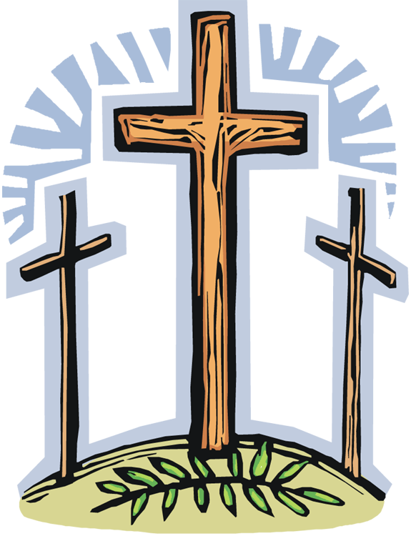 Beautiful cross clipart png black and white stock Good Friday Clipart || Beautiful Clipart Of Good Friday 2018 png black and white stock