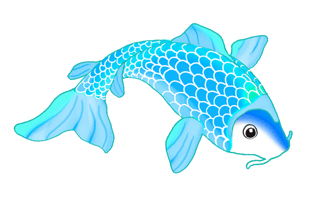 Clipart koi fish clipart transparent download Fish Drawing at GetDrawings.com | Free for personal use Fish Drawing ... clipart transparent download