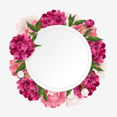Beautiful flower frames clipart graphic royalty free download 890 Best Flower frame images in 2019 | Borders, frames, Frames ... graphic royalty free download
