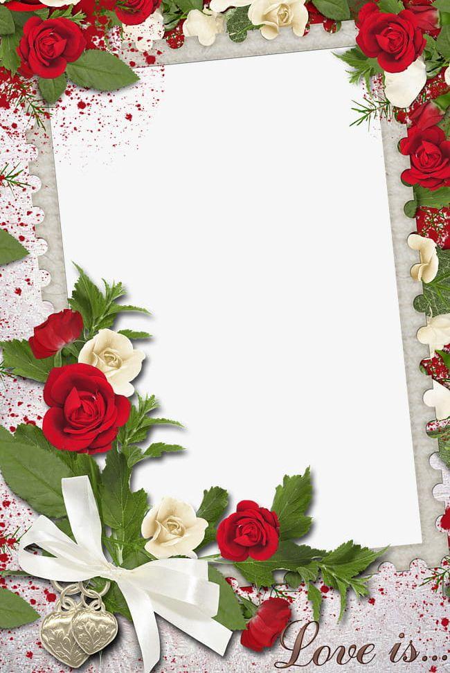 Beautiful flower frames clipart clipart library download Beautiful Flowers Border Frame PNG, Clipart, Beautiful Clipart ... clipart library download