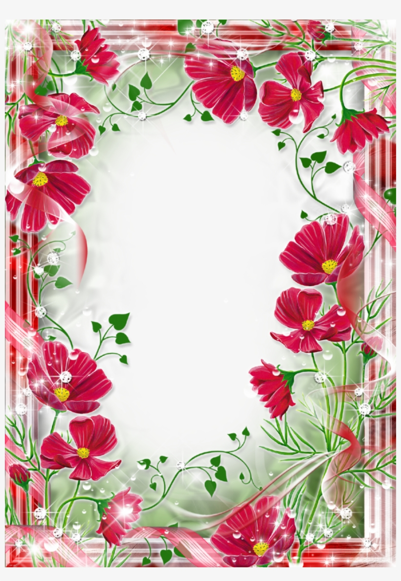 Beautiful frames clipart clipart freeuse Beautiful Frame Flowers Clipart Picture Frames Flower - Beautiful ... clipart freeuse