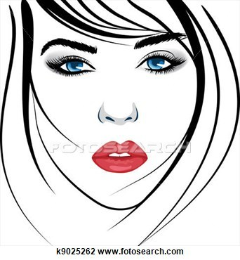 Beautiful girl face clipart clip art library Beautiful girl face clipart 2 » Clipart Portal clip art library