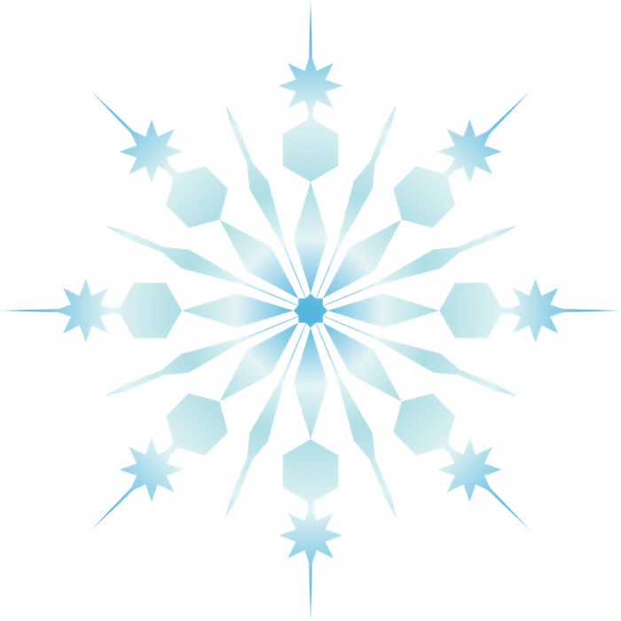 Snowflake clipart black graphic royalty free download Animated Snowflake Clipart (54+) graphic royalty free download