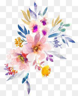 Beautiful watercolor clipart jpg stock Beautiful Watercolor Ink, Watercolor Clipart, Beautiful, Ink Flowers ... jpg stock