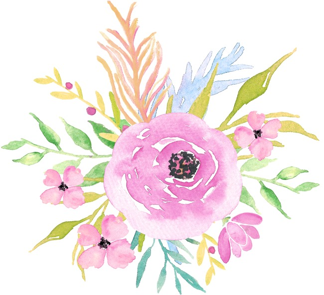 Beautiful watercolor clipart clip art transparent Beautiful Watercolor Flowers at GetDrawings.com | Free for personal ... clip art transparent