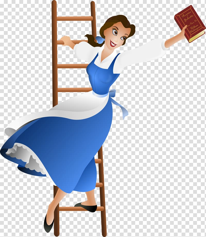 Beauty and the beast belle blue dress clipart royalty free Belle Beast Mrs. Potts , beauty and the beast transparent background ... royalty free