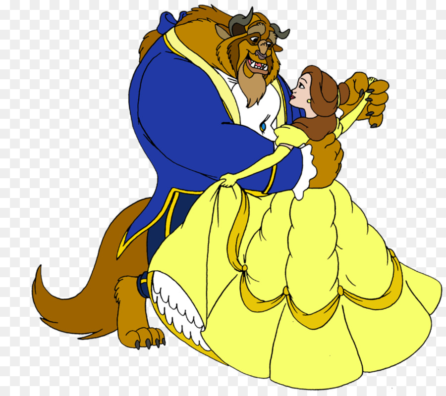 Beauty and the beast clipart yellow vector library download beauty and the beast Belle yellow cartoon transparent image jpg ... vector library download