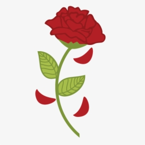 Beauty and the beast enchanted rose clipart picture library Beauty And The Beast Rose PNG, Transparent Beauty And The Beast Rose ... picture library