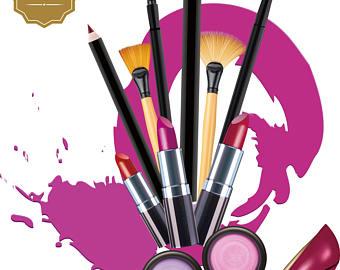 Beauty cosmetics clipart clipart Basket clipart makeup, Basket makeup Transparent FREE for download ... clipart