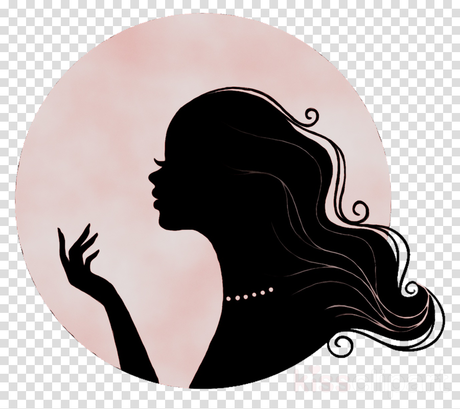 Beauty illustration clipart clipart library Hair Cartoon clipart - Silhouette, Beauty, Illustration, transparent ... clipart library