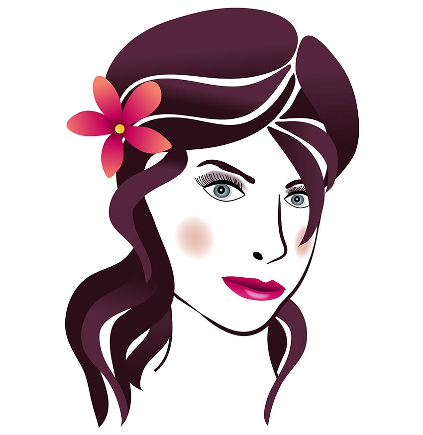 Beauty parlor clipart svg Free Pictures Of Beauty Salon Download Clip Art Gorgeous Parlor ... svg