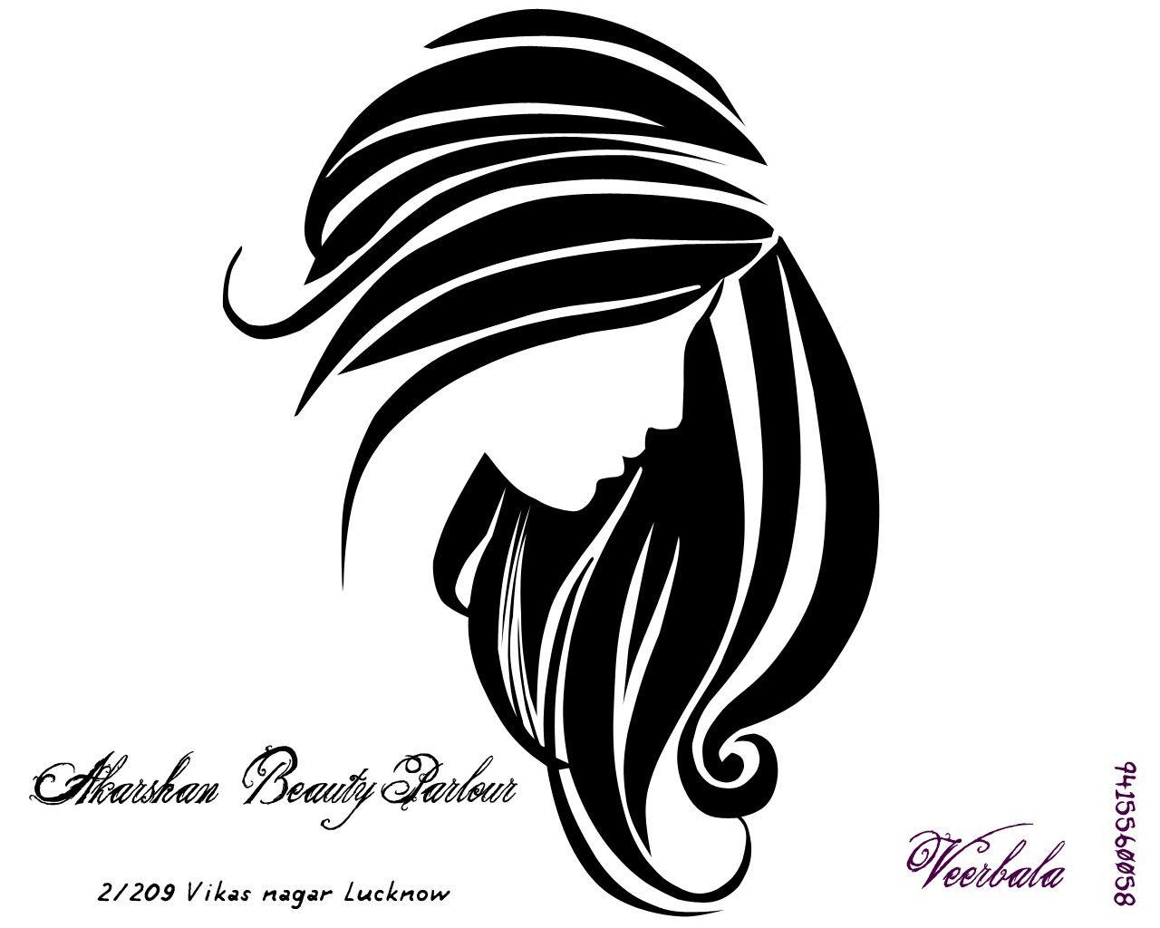 Beauty parlour images clipart jpg royalty free stock Akarshan Beauty Parlour | Hair Salons in 2019 | Hair icon, Hair ... jpg royalty free stock